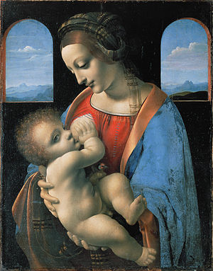 300px-leonardo_da_vinci_attributed_-_madonna_litta